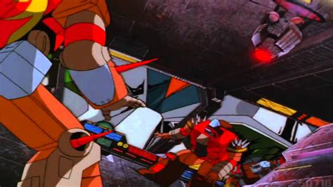 Transformers G1 The Movie Unicron Destroys The Junkions
