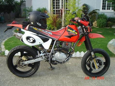 XR200 Supermoto_Mags Motard Helmet FOR SALE from Cavite