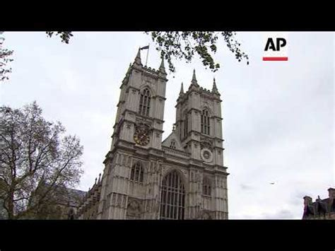Bells ring at Westminster Abbey to welcome the new Royal