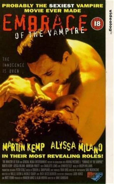 Watch Embrace of the Vampire 1995 full movie online or