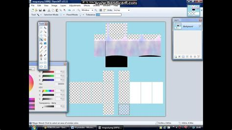 Roblox designing: Making tanks tops transparent background - YouTube