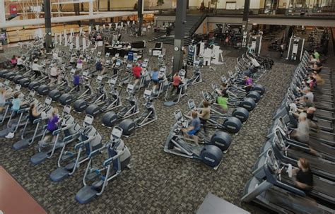 Fitness Floor - Rochester Athletic Club