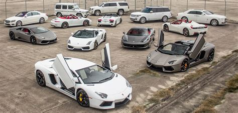 MPH Club: One of South Florida Most Diverse Exotic Car