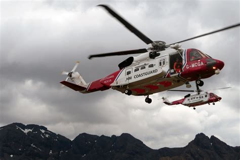Inverness Search and Rescue helicopter service launched by
