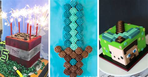25 of the best Minecraft cakes to make at home | Mum's
