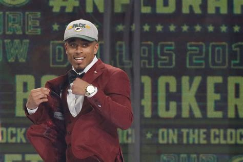 Jaire Alexander signs rookie contract with Packers - Acme