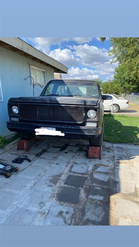 1974 Chevy c10 for Sale in Fresno, CA - OfferUp