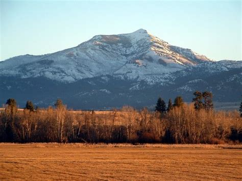 John Day, OR : The Strawberry Mountain Wilderness is near