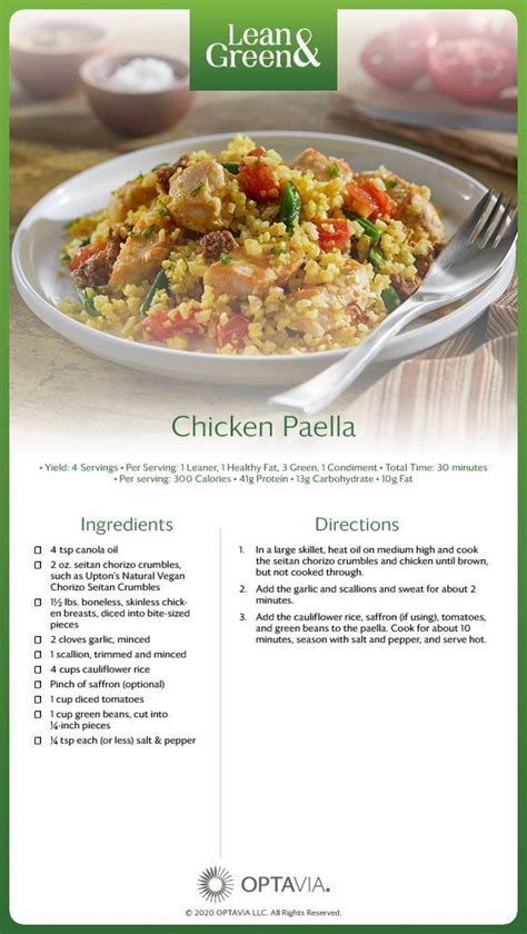 Optavia Discover Pinterest in 2020 | Lean protein meals
