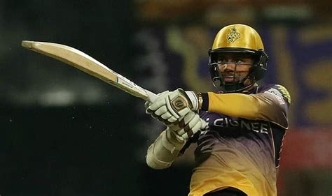 Sunil Narine scores fastest fifty in IPL history during