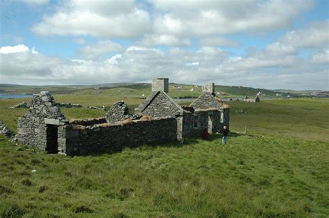 linga ruined cottages - Country Life