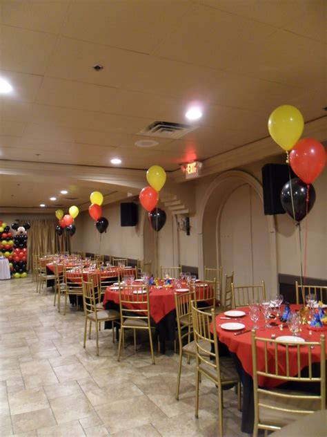 MICKEY MOUSE PARTY 3 - PARTY DECORATIONS BY TERESA