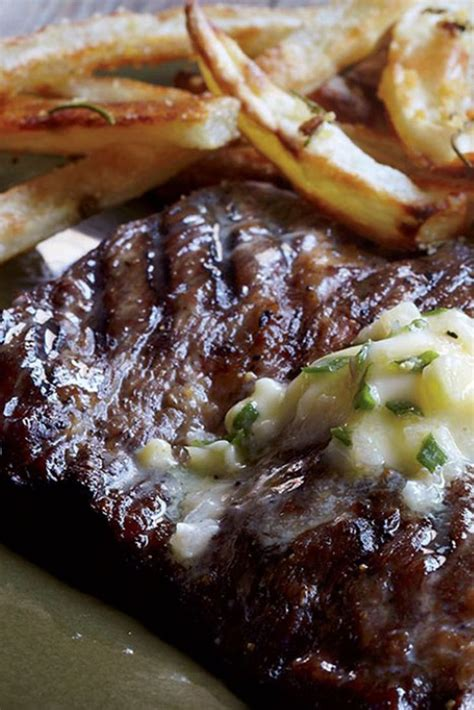 Classic French Steak Frites Recipe   Eat This Not That
