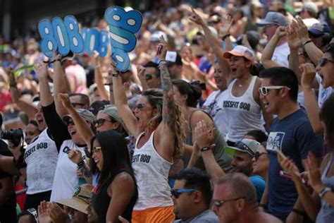 At the CrossFit Games, community is at the center of